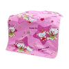 Bear Baby Changing Sheet - Pink (S-80)