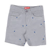 Cotton Short For Boys - Grey (CS-012)