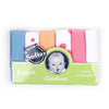 Gerber Baby Terry Wash Clothes - 6 PCs (P06-7)