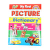 My First Picture Dictionary Book For Kids - (SB-08)