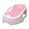 Comfortable Baby Bather - Pink/White (B-80)