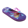 Character Slippers For Girls - Purple (9957)
