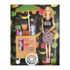 Girl Power Doll Play Set For Kids (384A)