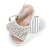 Girls Sandals 1010-13 - Grey