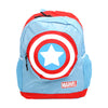 Super Hero Backpack For Kids - Sky Blue (BP-24)