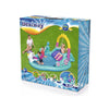 Bestway Magical Unicorn Carriage Play Center 53097