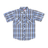 Check Casual Shirt For Boys - Multi (BTS-040)