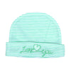 Lining Love Baby Applique Cap - Green (016)