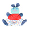 Rabbit Shape Baby Pillow - Multi (PLW-14)