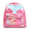 Fancy Mermaid Backpack For Kids - Fuchsia (BP-16)