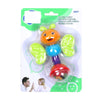 Rattle Activity Toys For Kids - Green (9399)