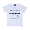 Star Wars T-Shirt For Boys - White (BTS-038)