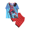 Spider Man 2 PCs Suit For Boys - Blue (SB-029)