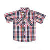 Check Casual Shirt For Boys - Multi (BTS-039)
