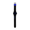 Wrist Watch For Kids - Black/Blue (WW-19)