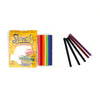 Awesome Flexible Colouring Pencil - 12 PCs (CP-07)