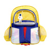 Space Ship Backpack For Kids - Yellow (BP-18)