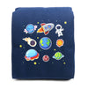 Fancy Space Backpack For Kids - Navy (BP-20)