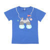 Binocular T-Shirt For Boys - Blue (BTS-044)