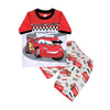 Lightning McQueen 2 PCs Suit For Boys - Red (SB-034)