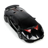 Lamborghini Pull Back Model Car - Black (92410)