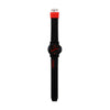 Wrist Watch For Kids - Black/Red (WW-18)