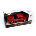 Mustang Pull Back Model Car - Red (92410)