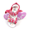 Hello Kitty Lightning Sandal For Girls - Fuchsia (JD-4)