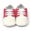 Fancy Stylish Booties For Boys - White/Pink (BB-68)