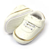 Fancy Stylish Booties For Boys - White (BB-22)