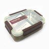 Stainless Steel Lunch Box 750ml - Green (6563)