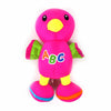 Soft Beans ABC Duck Toy For Kids - Purple (SB-84)