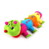 Soft Beans Caterpillar Toy For Kids - Multi (SB-69)