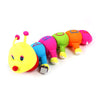 Soft Beans Caterpillar Toy For Kids - Multi (SB-72)