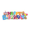 Happy Birthday Gala Hanging Banner - (HB-01)