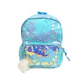 Unicorn  School Bag For Kids - Blue (001)