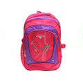 Stylish Sports School Bag - Pink/Purple (0005)