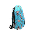 Unicorn Dog School Bag For Kids - Green (008)