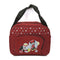 Mickey Mouse Mother Hand Bag Small - Maroon (1387)