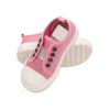 Fancy Slip On Sneaker For Girls - Fuchsia (G-675)