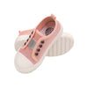 Fancy Slip On Sneaker For Girls - Pink (G-675)