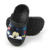 Mickey Mouse lightning Slippers For Boys - Black (5553)