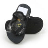 Batman Casual Slippers For Boys - Black (JD-08)