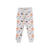 78 Street Casual Pajama For Boys - Grey (BP-03)
