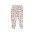 Stay Right ON Casual Pajama For Girls - Grey (BP-04)