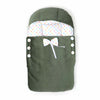 Baby Carry Velvet Nest - Green (12612)