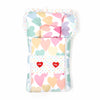 Love Hearts Baby Carry Cotton Nest - Multi (7177)