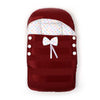 Baby Carry Velvet Nest - Maroon (12612)