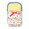 Printed Baby Carry Cotton Nest - Yellow (9693)
