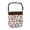 Baby Carry Cotton Nest - Brown (9693)